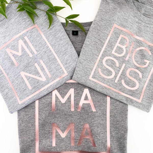 Mama Mini Big Sis