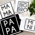 Mama Papa Mini Big Bro Kombi