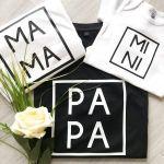 Papa Mama Mini Set