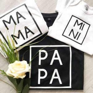 T-Shirt 3er Set Familie