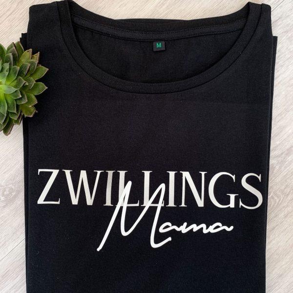 Zwillingsmama T-Shirt