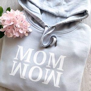 Hoodie Damen MOM WOW