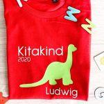 Kita Kind T-Shirt personalisiert