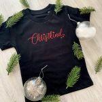T-Shirt Weihnachten Christkind