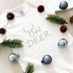Oh Deer Kinder Baby T-Shirt