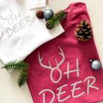 Oh Deer Damen T-Shirt