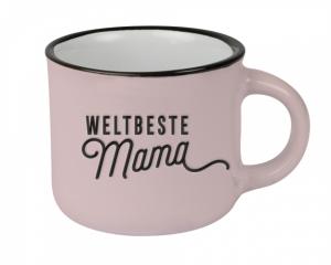 Espresso-Tasse Weltbeste Mama