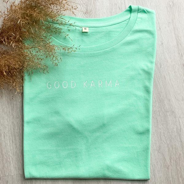 T-Shirt Good Karma