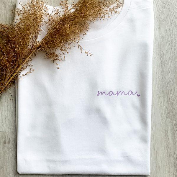 T-Shirt Mama Herz