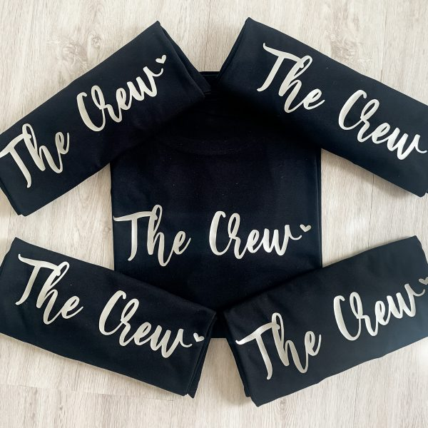 T-Shirt The Crew