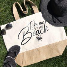 Take me to the Beach Juteshopper